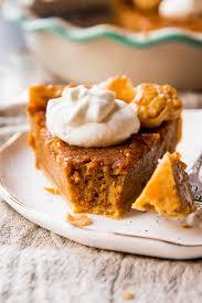 Pumpkin Pie Evaporated Milk Brown Sugar by Brown Sugar Sweet Potato Pie Sallys Baking Addiction