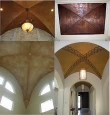 Groin Vault Ceiling Images by The Ragged Wren Adding Character To Ceilings Part 1