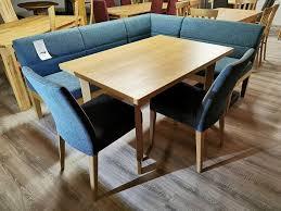 neu truheneckbank bank stühle tisch eckbank esszimmer eiche