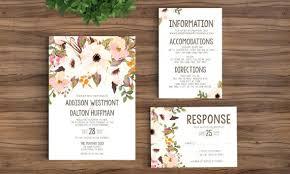 Bohemian Wedding Invitations As Well Printable Rustic Floral Invitation Template Watercolor Vintage Maroon