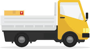 Car Truck Commercial Vehicle Icon - Flash Delivery Truck 1845*1001 ...