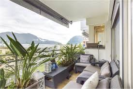 105 متر مربع وحده سكنيه للبيع 4 5 غرف الموجودة في lugano tessin سويسرا