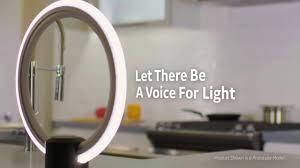 Amazonca Desk Lamps by Ge Integrates Amazon Alexa Inside Sleek Table Lamp Youtube