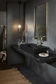 a modern bathroom is a place to focus on our wellness and