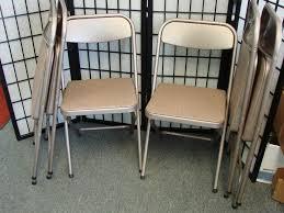 amazing samsonite padded folding chairs with vintage samsonite
