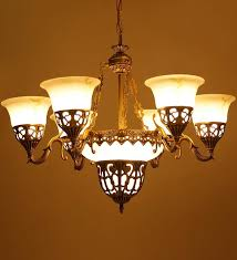 Buy Antique Portuguese Style 9 Lights Chandelier By Aesthetics Home Solution Online