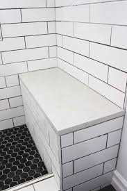 Bathroom Bench Ideas What Material Should You Use For A Shower Bench