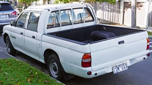 100 Mitsubishi Pickup Truck Triton Wikiwand