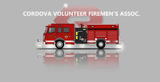 Cordova Volunteer Firemen's Association - DPC Emergency Equipment