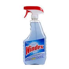 Rain Oil Lamp Cleaning by Windex 23 Fl Oz Original Glass 679598 The Home Depot
