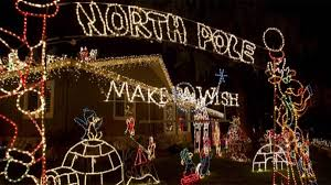 Nbc Christmas Tree Lighting 2014 by Holiday Lights On Display All Over The Bay Area Nbc Bay Area