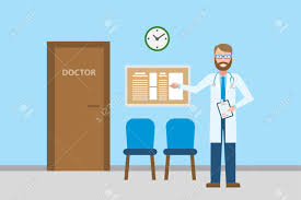Doctor In Waiting Room. Handsome Smiling Man In White Standing.. Immersive Planning Workplace Research Rources Knoll 25 Nightmares We All Endure In A Hospital Or Doctors Waiting Grassanglearea Png Clipart Royalty Free Svg Passengers Departure Lounge Illustrations Set Stock Richter Cartoon For Esquire Magazine From 1963 Illustration Of Room With Chairs Vector Art Study Table And Chair Kid Set Cartoon Theme Lavender Sofia Visitors Sit On The Cridor Of A Waiting Room Here It Is Your Guide To Best Life Ever Common Sense Office Fniture Computer Desks Seating Massage Design Ideas Architecturenice Unique Spa