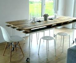 Dining Room Table Diy Homemade Kitchen Tables Furniture Awesome
