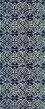 Intricate Designs Indonesian Craft Textiles Adult ColoringColoring BookPrint