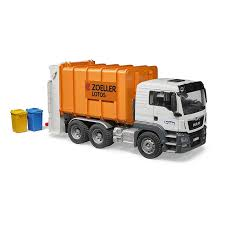 Bruder MAN TGS Rear Loading Garbage Truck Orange - Jadrem Toys Bruder 02765 Cstruction Man Tga Tip Up Truck Toy Garbage Stop Motion Cartoon For Kids Video Mack Dump Wsnow Plow Minds Alive Toys Crafts Books Craigslist Or Ford F450 For Sale Together With Hino 195 Trucks Videos Of Bruder Tgs Rearloading Greenyellow 03764 Rearloading 03762 Granite With Snow Blade 02825 Rear Loading Green Morrisey Australia Ruby Red Tank At Mighty Ape Man Toyworld