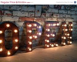 on sale for valentines marquee light bulb letters 14 18 24 36 inch