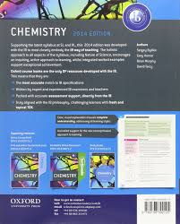 Oxford University Press Uk Exam Copy by Amazon Com Oxford Ib Diploma Program Chemistry Course Companion