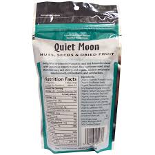 Eden Organic Pumpkin Seeds Where To Buy by Eden Quiet Moon Snacks With Nuts Seeds U0026 Dried Fruit 5 Pack 4oz
