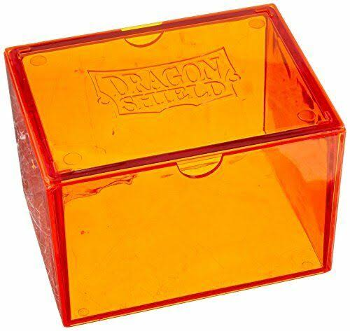 Dragon Shield Gaming Card Deck Box - Orange