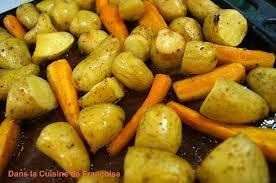 cuisiner des pommes de terre ratte rattes du touquet et carottes ou comment des pommes de terre et des