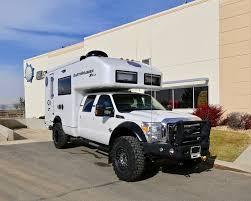 100 Off Road Truck Camper PreOwned 116 EarthRoamer Overlanding Pinterest S
