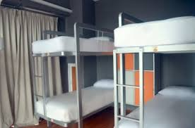 Single Bed Shared Dorm