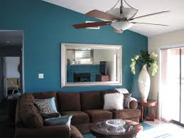 Brown And Teal Living Room Curtains by Living Room Paint Colors With Brown Furniture White Metal Floor