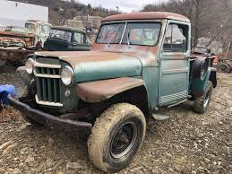 1956 Willys Pickup For Sale #2195877 - Hemmings Motor News 1951 Jeep Kaiser Willys Willy Pickup Truck Cab Nice Shape Youtube 1948 Willys Pickup For Sale Classiccarscom Cc884930 Classic Car Truck For 1941 In Rutherford Overland Jeep 4door Ewillys 2 Bw Paint Fleece Blanket By Willys Truck Related Imagesstart 50 Weili Automotive Network Top 5 Used 4x4s On Ebay Under 5000 This Week Drivgline 15 Trucks That Changed The World Find Of Autotraderca