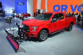2015 Ford F-150 Snow Plow Prep Option Is A Light-Duty First - Truck ... Centerville Oh Ford Cabover Plow Truck A 1980s Vintage F Flickr Western Hts Halfton Snplow Western Products 2018 Ford F350 Plow Spreader Truck For Sale 574910 Snow Plow Truck Collide Sunday News Sports Jobs The 2001 Xl Super Duty Item D7160 Sold 2006 F150 Mouse Motorcars Demonstrates Its Option For 2015 Wvideo Found This Old Ford By My House Plowsite Equipment Sales Llc Completed Trucks This F550 Was Up Fitted With A Fisher 9 Stainless Steel V 2002 Silver Metallic F450 Regular Cab 4x4
