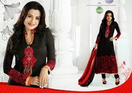 Amisha Patel In Bollywood Fashion Designer Dresses