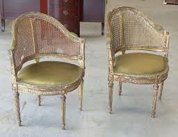 louis xvi chair antique louis xvi bergeres tub barrel chairs