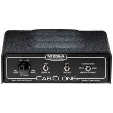 Mesa Boogie Cabinet Speakers by Mesa Boogie Cabclone Speaker Cabinet Simulator 4 Ohm Sweetwater