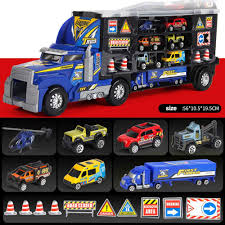 100 Snack Truck Mogicry Simulated Container Big Kids Cool Mini Alloy
