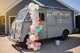 100 Ice Cream Truck Party Sweets Treats 1st Birthday The Celebration Society
