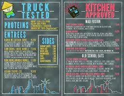 Setting Menu Pricing For The Products You Sell From Your Food Truck ...