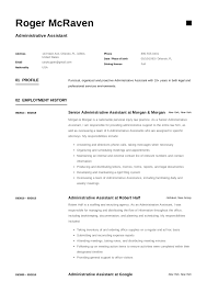Free Administrative Assistant Resume Sample, Template ... Medical Assistant Job Description Resume Jovemaprendizclub Administrative Assistant Skills For Resume Elim Administrative Admin Sample Executive Cover Letter The 21 Skills List Best Of New Office Unique 25 Examples Receptionist Salary More 10 Posting Example Finance Samples Velvet Jobs Real Estate Manager