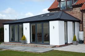 100 Conservatory Designs For Bungalows Sunroom Solid Roofs Throughout The UK Get A Quote