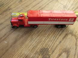 Firestone Semi Truck Trailer Firehawk Endurance Championship Toy ... Diecast Toy Snow Plow Models Mega Matchbox Monday K18 Articulated Horse Box Collectors Weekly Peterbilt Tanker Contemporary Cars Trucks Vans Moosehead Beer Matchbox Kenworth Cab Over Rig Semi Tractor Trailer Just Unveiled Best Of The World Premium Series Lesney Products Thames Trader Wreck Truck No 13 Made In Amazoncom Super Convoy Set 4 Ton Fire Sandi Pointe Virtual Library Collections Buy Highway Maintenance 72 Daf Xf95 Space Jasons Classic Hot Wheels And Other Brands 1986 Mobile Crane Dodge Crane 63 Metal