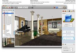 A Sample Of Home Designer Software In Drafting 3 Dimension Interior