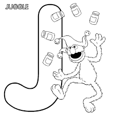 J Is For Juggle