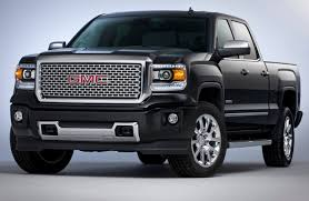 All New 2015 GMC Sierra Denali 6.2L V8: Everything You've Ever ...