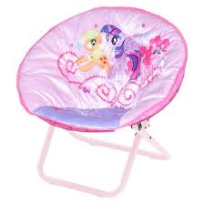 my little pony toddler saucer chair target