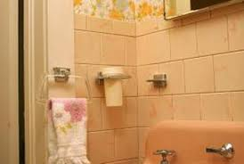 Color For Bathroom Tiles by Decorating Old Bathrooms With Original Color Tiles Home Guides