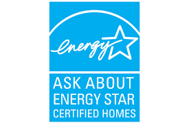 The Blue ENERGY STAR Label On A New Home Means It Was Designed And Built To Standards Well Above Most Other Homes Market Today