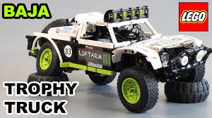LEGO Technic BAJA Trophy Truck | Lego | Lego Technic, Lego, Lego Truck Rolling Through Allnew Brenthel Trophy Truck Finishes Baja 1000 Apdaly Lopez Wins The Class At 2017 Off The Has 381 Erants So Far Offroadcom Blog Road Classifieds Ready To Race Truckclass 8 500 2018 Trucks Youtube Sara Price Mx Joins Rpm Offroad In Spec An Taking On Peninsula Honda Ridgeline Conquers 2015 Losi Super Rey 16 Rtr Electric Red Los05013t2 Forza Motsport Wiki Fandom