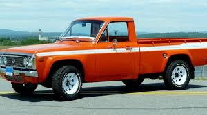 100 Mazda Mini Truck How About 20000 For A Sweet 1975 Rotary Pickup