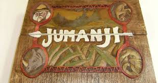 Prop Maker Gemma Wright Has Created A Replica Of The Iconic Board Game Jumanji Based