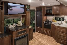 Travel Trailer Floor Plans Rear Kitchen by Sporttrek St251vrk Travel Trailer Venture Rv
