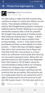 Fuck 528 Customs. Never Buying Their Crap Again. : Electronic_cigarette Csvape Coupons Rosati Mchenry Il The Child Size Of Wristband Creation Promo Code 24 Hour Wristbands United Shop Sandals Key West Resorts Vape Deals Coupon Code List Usaukcanada Frugal Vaping Good Discount Codes 2018 Community Eightvape Deathwish Coffee Discount Best Pmods Hashtag On Twitter Vapenw Coupon Eurostar Imvu Creator Freebies For Woman Blog
