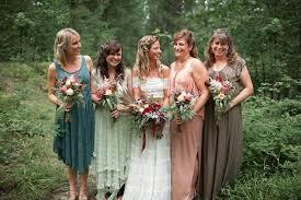 Australian Rustic Wedding Barn Bridesmaid Dress 9
